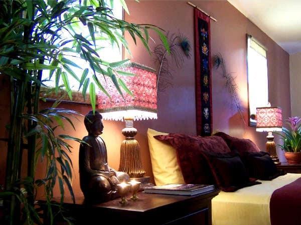 aprenda decoração feng shui