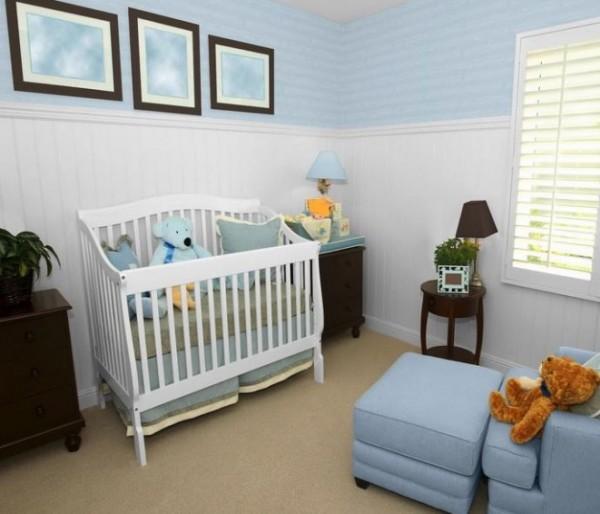 aprenda a fazer decoração de quarto de bebê corretamente