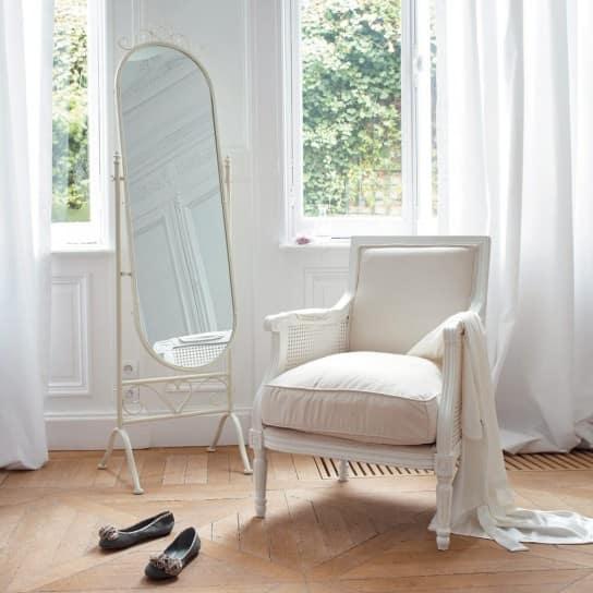 faça decoração com espelhos em sua casa