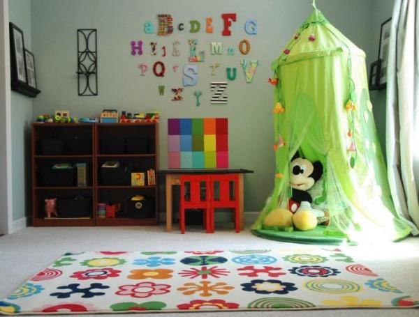 decoração infantil em sua casa