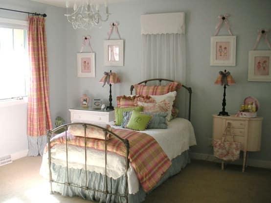 decoração de camas com almofadas