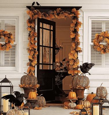aprenda a fazer decoração de halloween