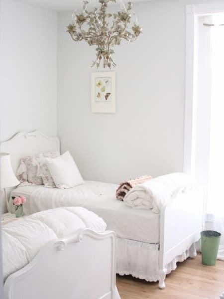 cama e mantas